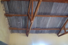 Classroom roof